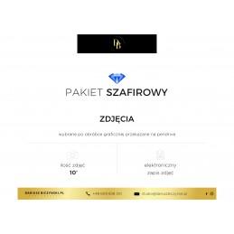 PAKIET SZAFIROWY